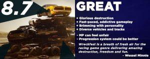 wreckfest review summary