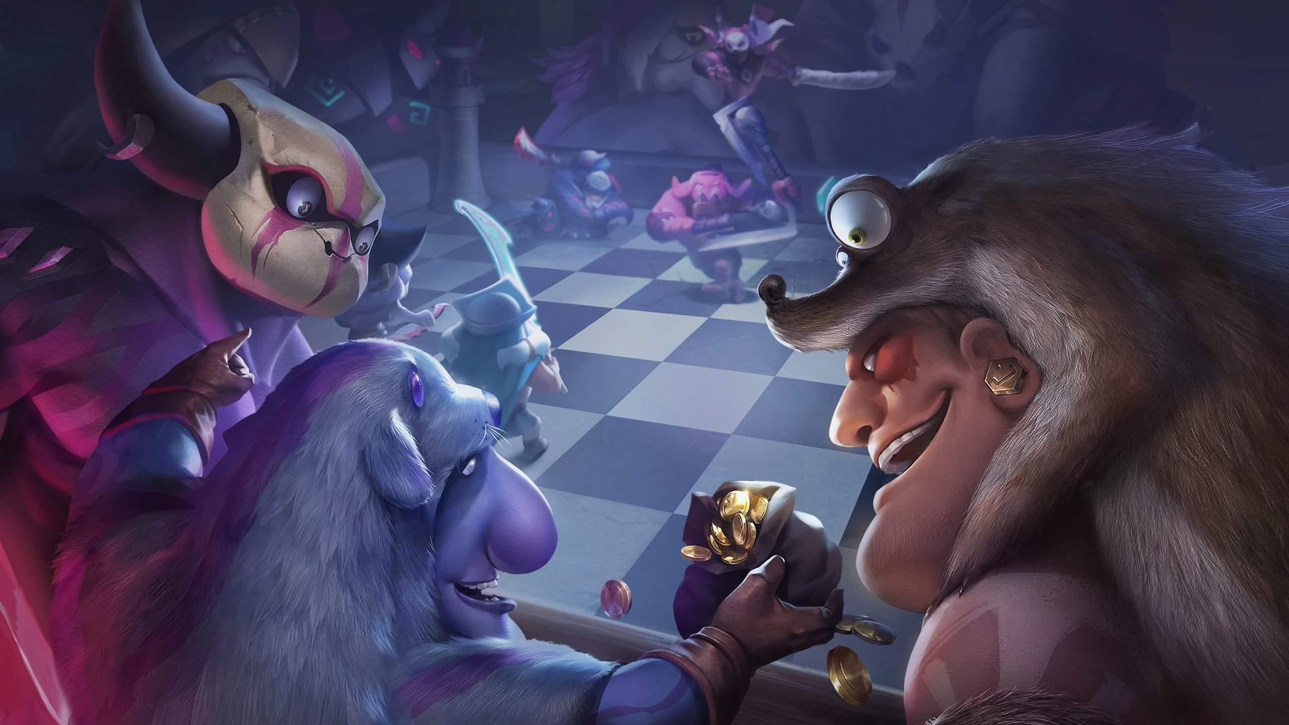 Auto Chess PS4 Switch Dragonest Drogo Studios