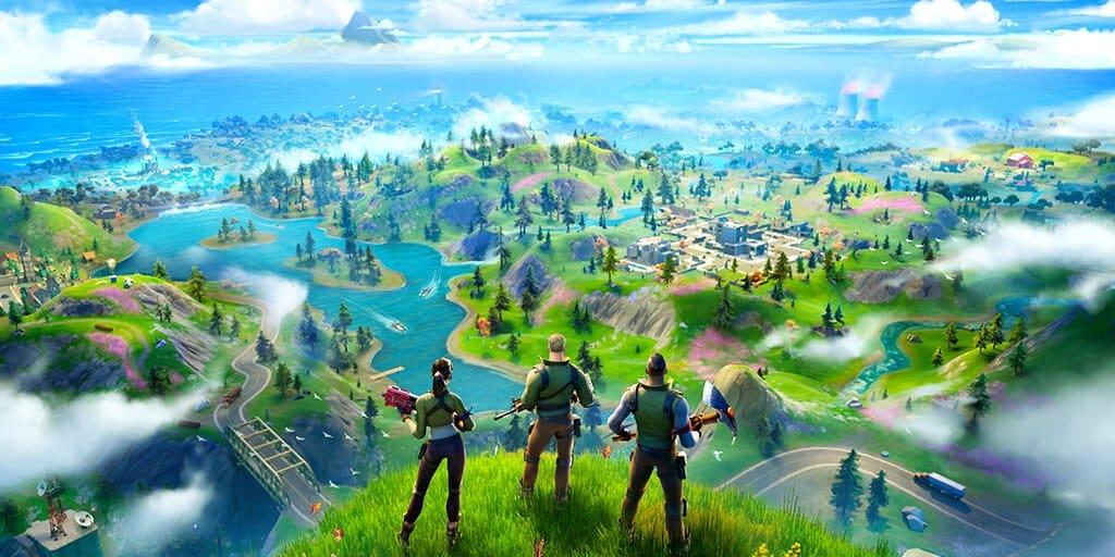 Fortnite Chapter 2 Season 1 Fortnite update Epic Games file size
