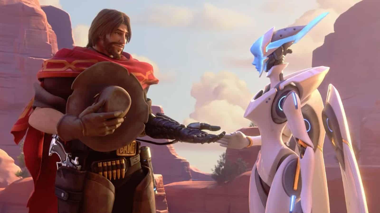 Overwatch 2 Echo New hero Blizzard Entertainment BlizzCon 2019