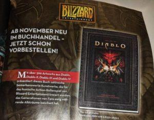 Diablo 4 announcement Blizzard Entertainment BlizzCon 2019