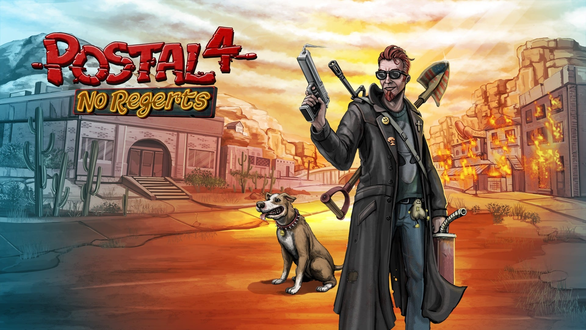 Postal 4: No Regrets Running with Scissors Steam Early Access