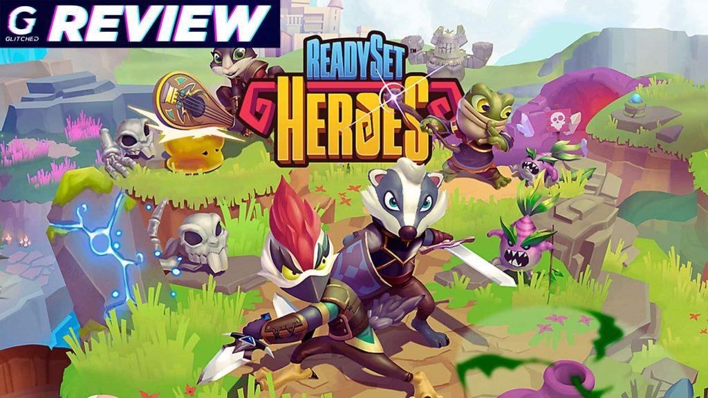 ReadySet Heroes Robot Entertainment Sony