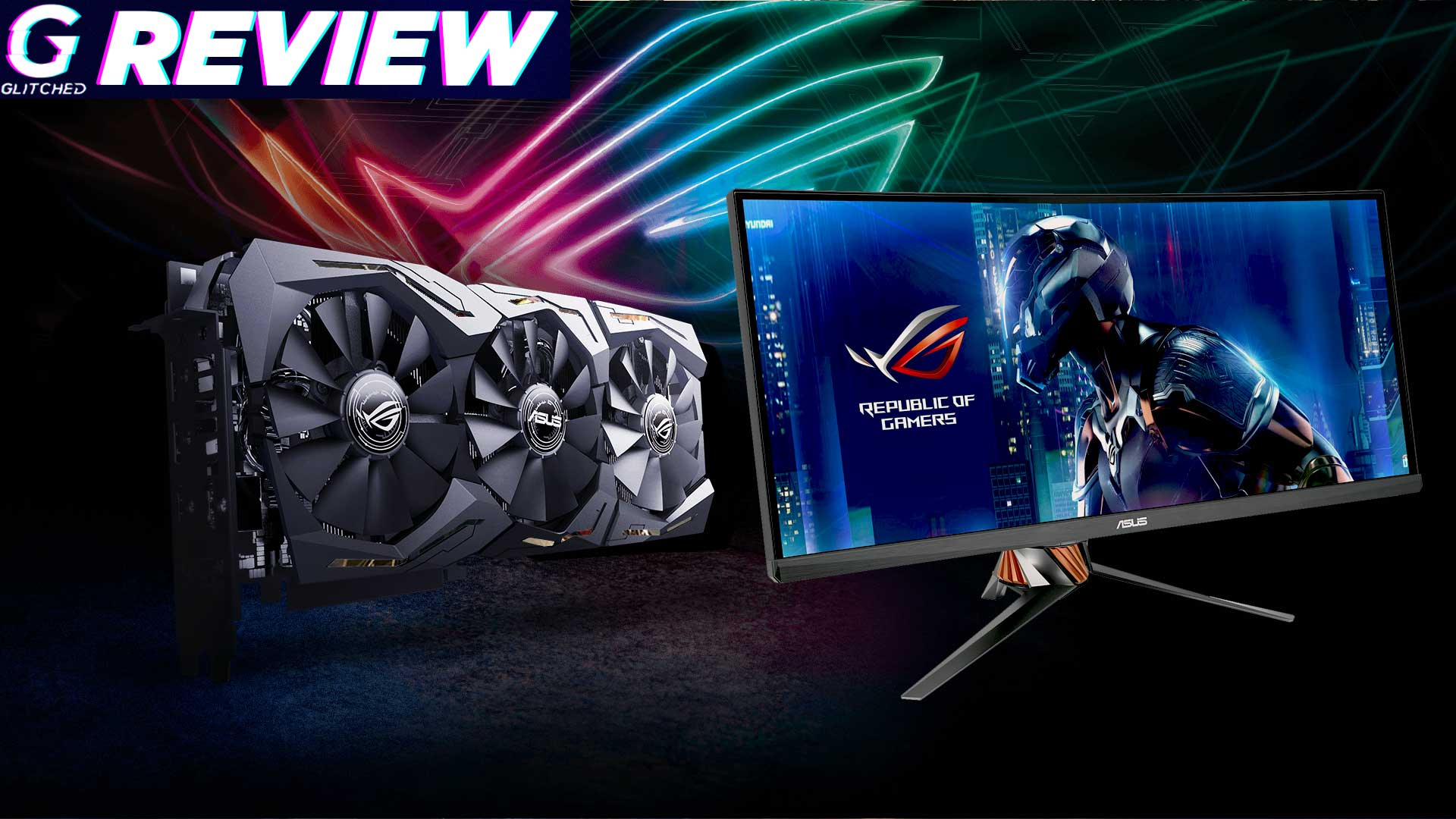 ASUS ROG Swift PG348Q Monitor and Strix RTX 2060 Review - G-Sync Perfection