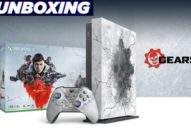 Gears 5 Limited Edition Xbox One X Console
