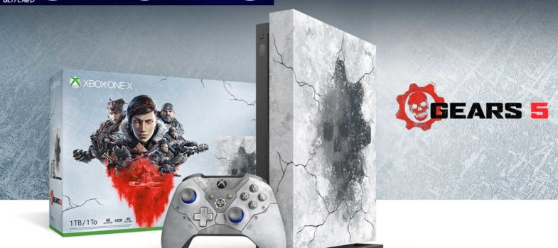 The Gears 5 Limited Edition Xbox One X is The Best Console Out of Microsoft to Date