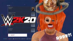 2K Games WWE 2k20 bugs and Glitches