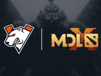 MDL Chengdu Major qualifiers Virtus.Pro Dota 2 Dota Pro Circuit