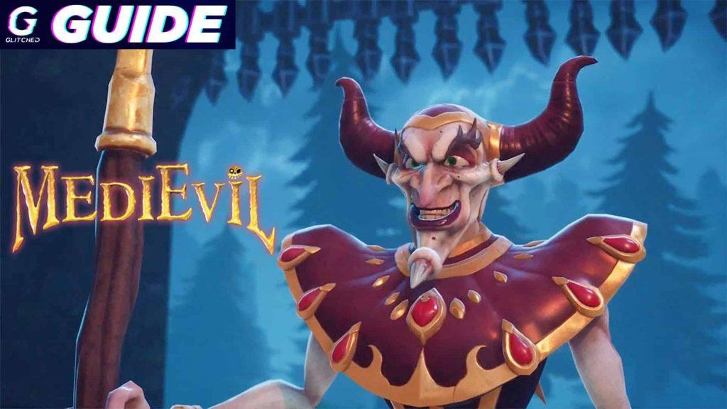 MediEvil Remake Guide Medievil final boss zarok sony interactive entertainment