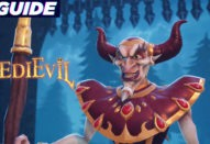 MediEvil Remake Guide Medievil final boss zarok sony interactive entertainment