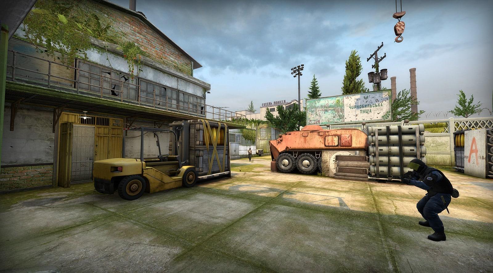 CS: GO new Cache Valve CS20 Weapon Case