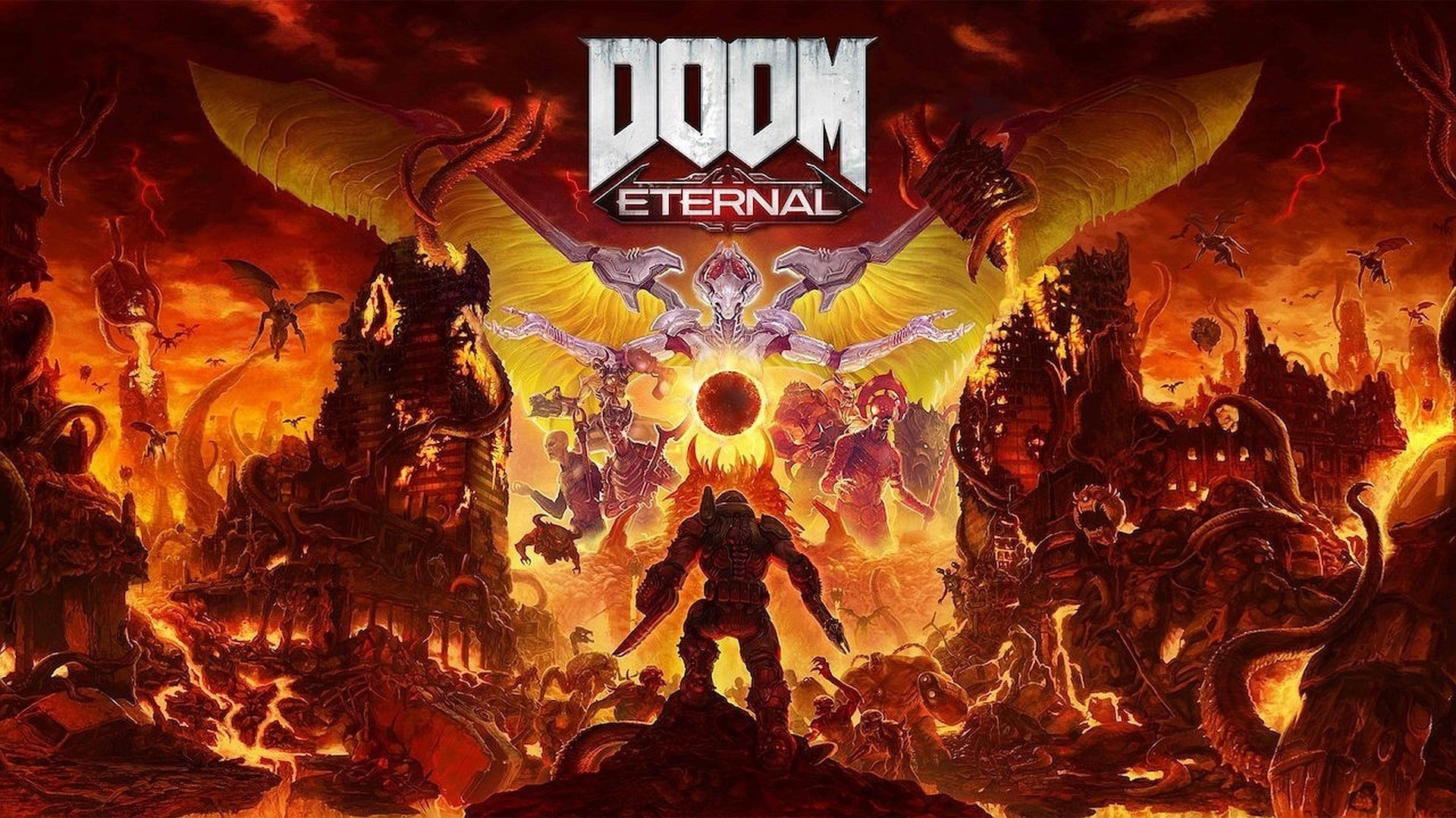 DOOM Eternal Delayed DOOM Eternal release date bethesda id software