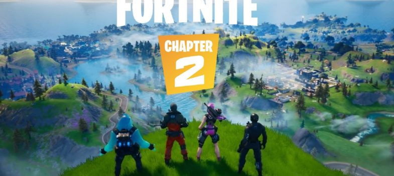 Fortnite Patch Deployed Fixing Some Chapter 2 Issues