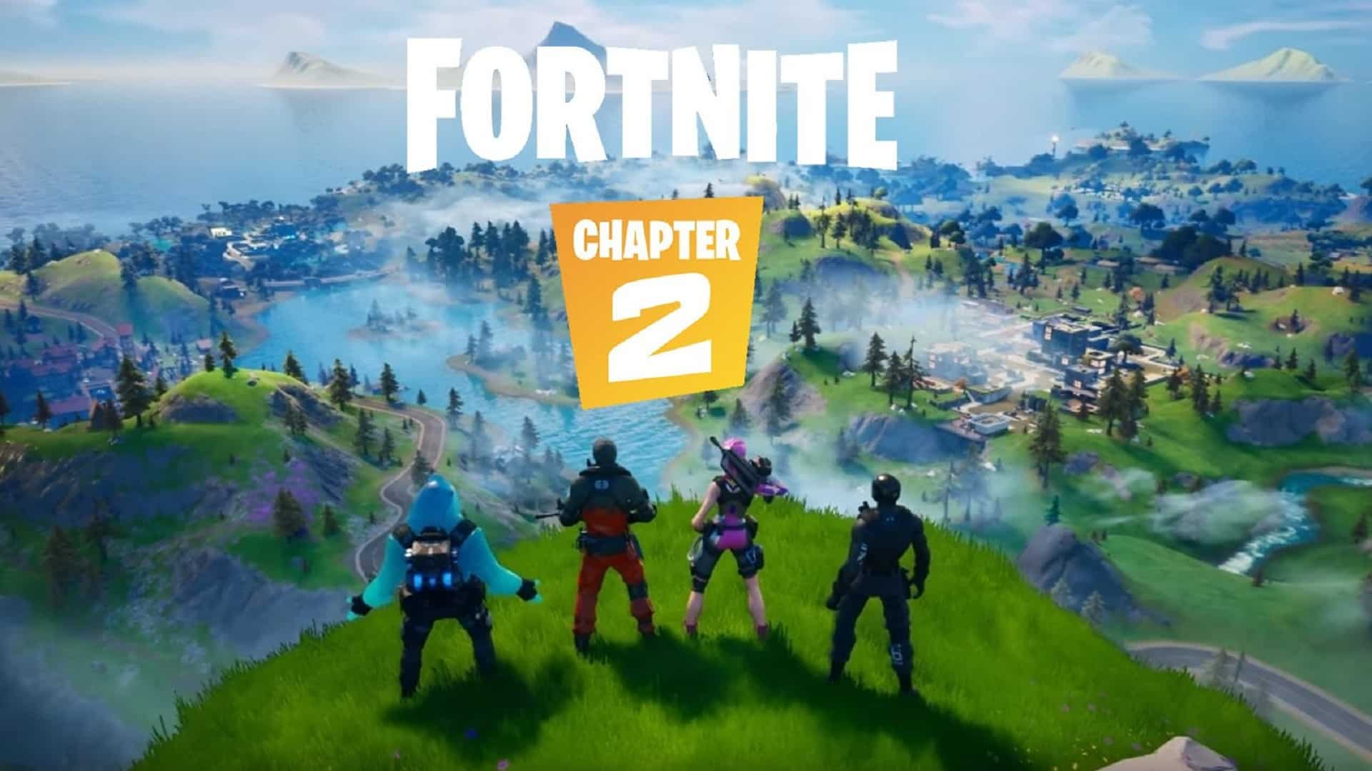 Epic Games Sues Fortnite Beta Tester After He Leaked Chapter 2 Details