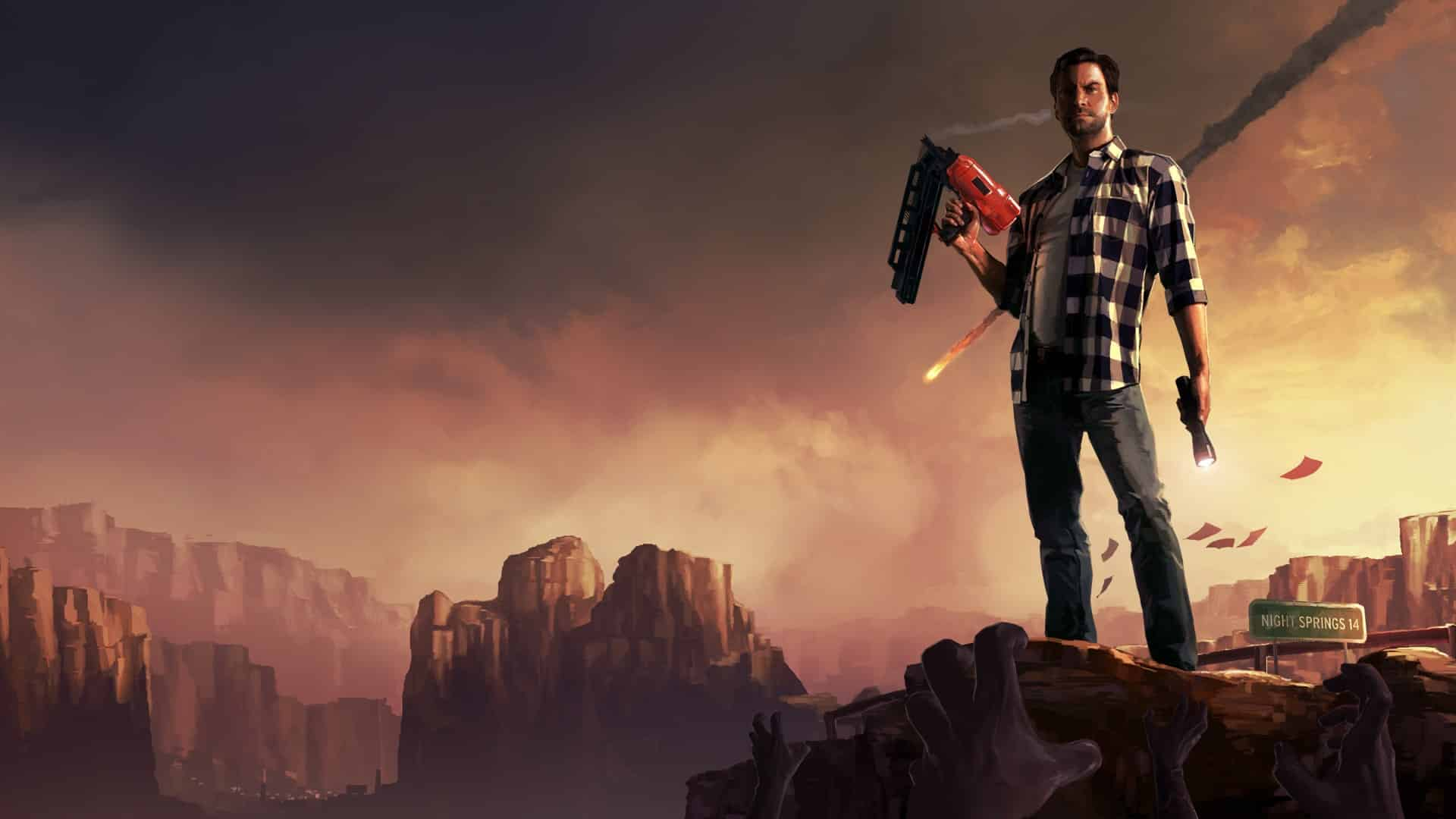 free games Epic Games Store Alan Wake: American Nightmare Observer Remedy Entertainment