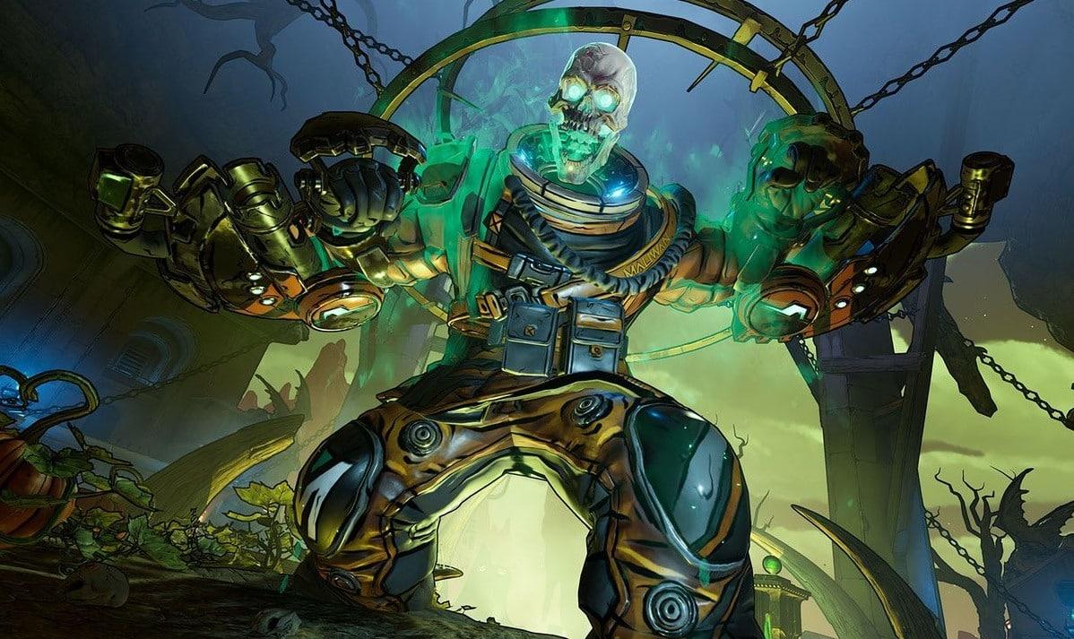 Borderlands 3 Bloody Harvest Gearbox Software Halloween