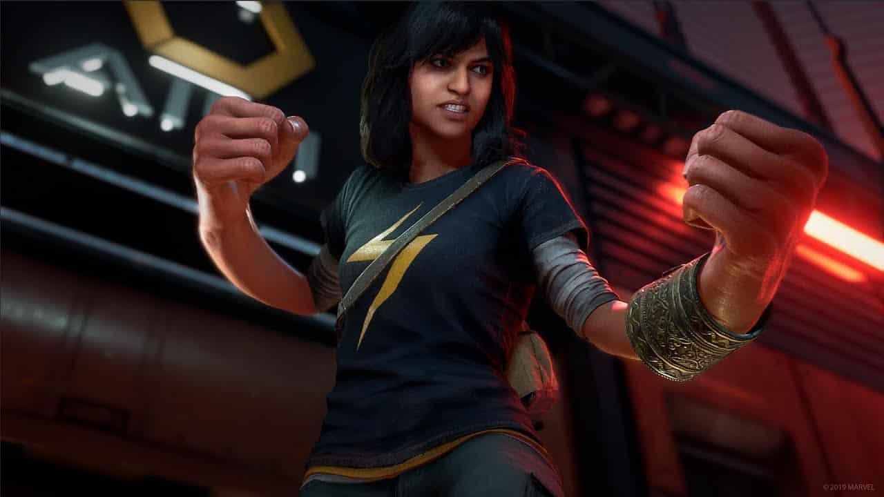 Ms Marvel Marvel's Avengers