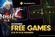 PlayStation Plus November 2019 free games Sony Nioh Outlast 2