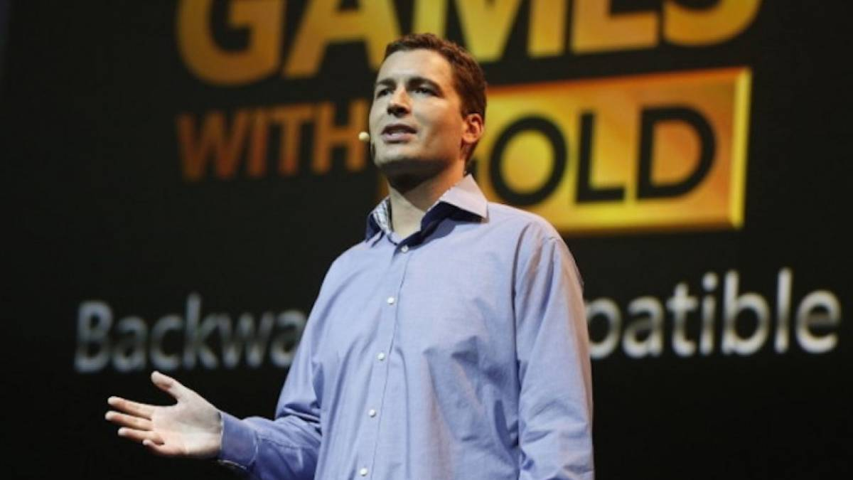 Mike Ybarra Microsoft Xbox Team