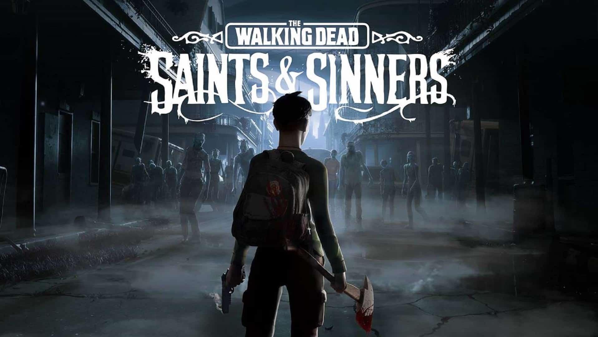 The Walking Dead Saints & Sinners Skybound Interactive