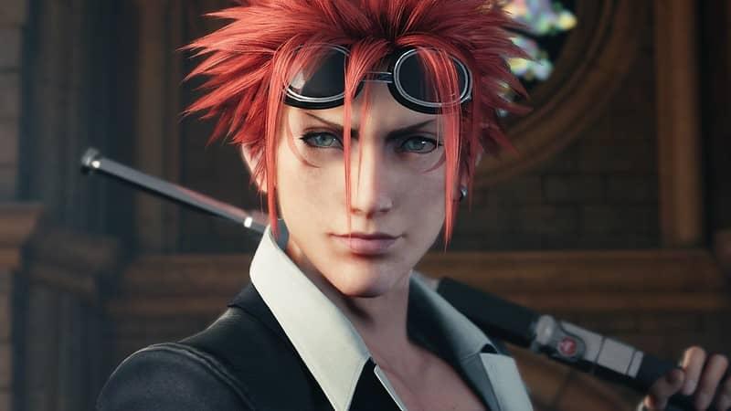 Final Fantasy VII: Remake PS4