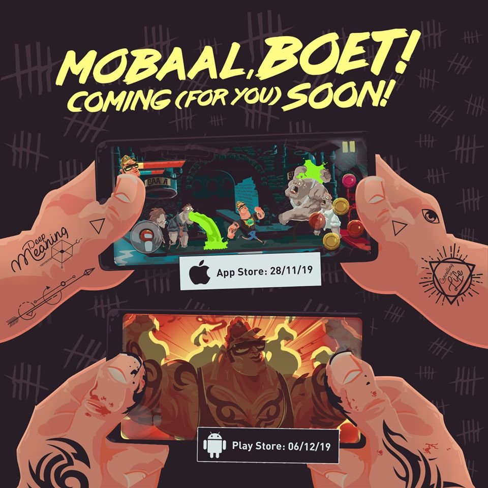 Boet Fighter iPhone and Android