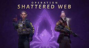 New CS: GO Operation Shattered Web mission tracking Valve