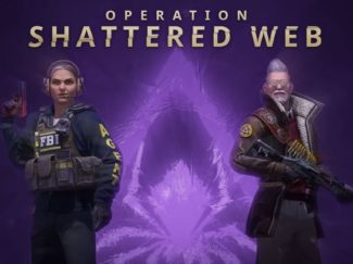 New CS: GO Operation Shattered Web mission tracking Valve