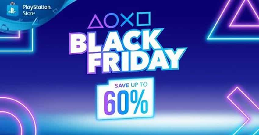 PlayStation Store Black Friday Sale