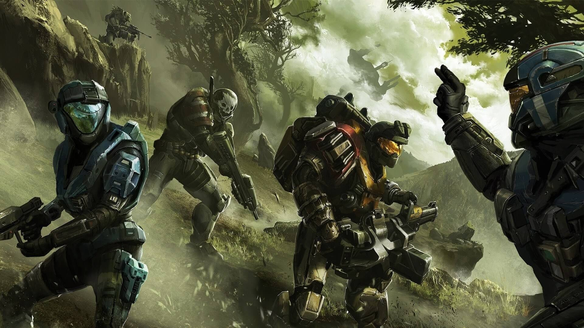 Halo reach pc specs halo reach system requirements 343 industries steam