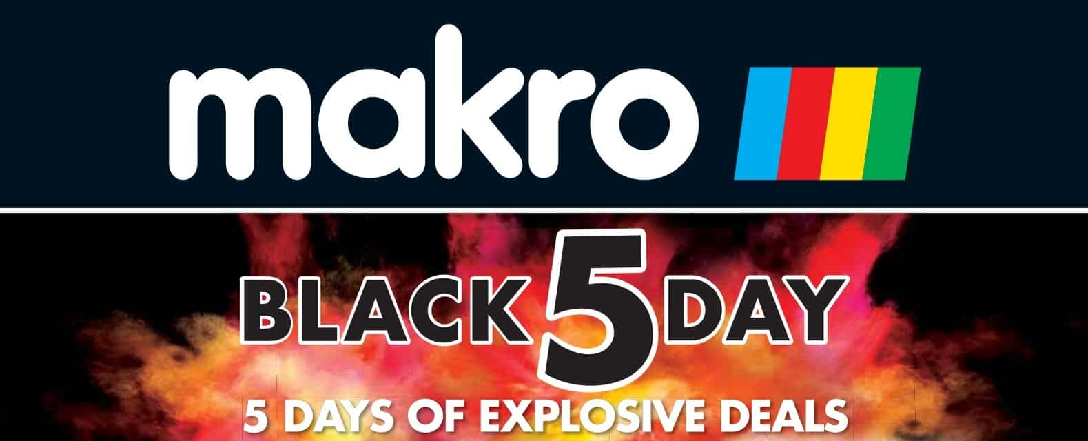 Makro Black Friday 2019 sale deals for gamers