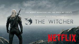 Netflix December 2019 The Witcher