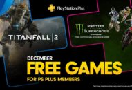 PlayStation Plus December 2019 free games lineup Sony Titanfall 2