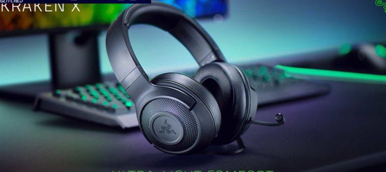 Razer Kraken X Gaming Headset Review