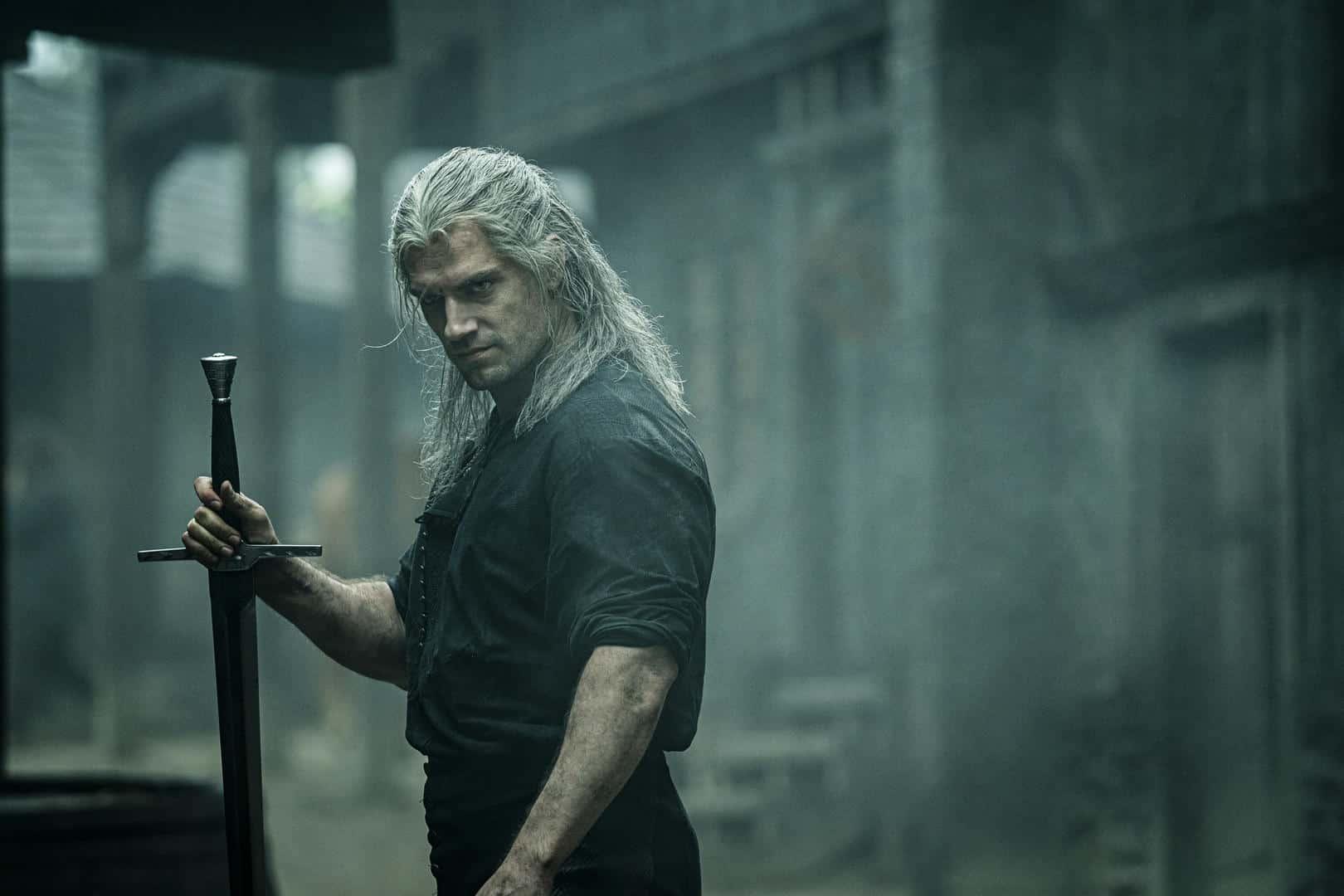 Netflix The Witcher Blood Origin December