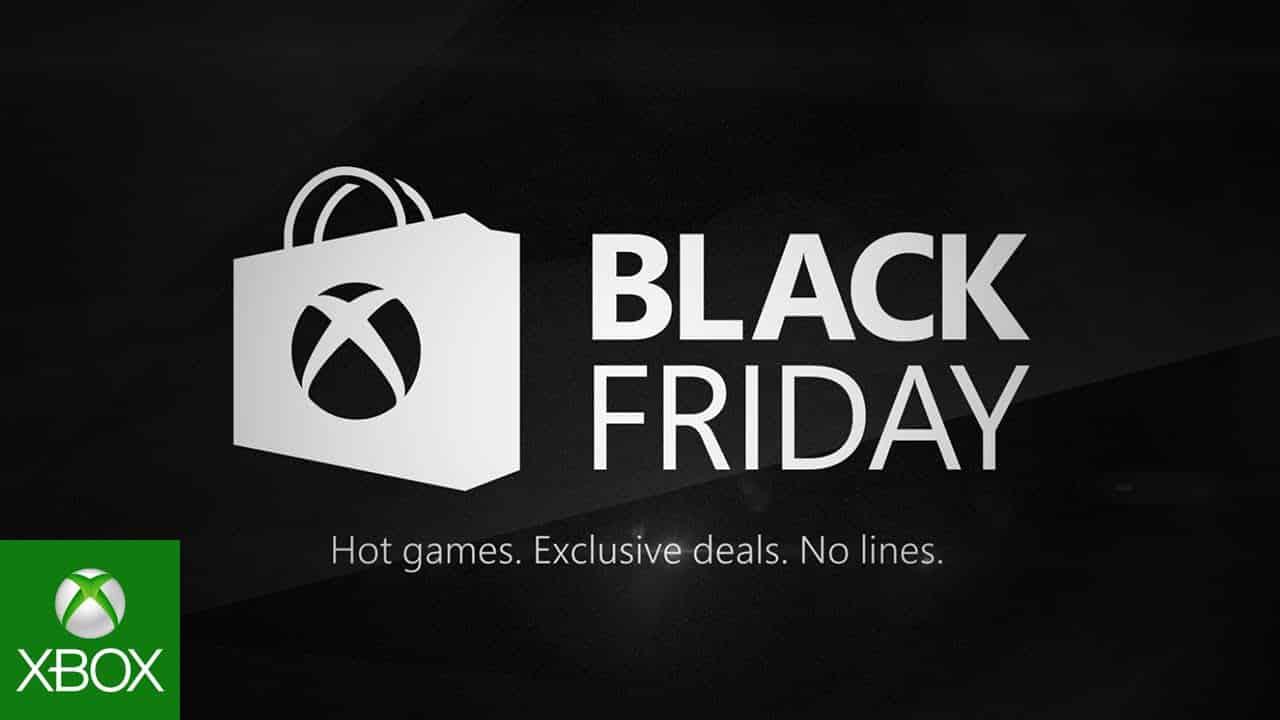 Xbox Store Black Friday 2019 sale deals microsoft