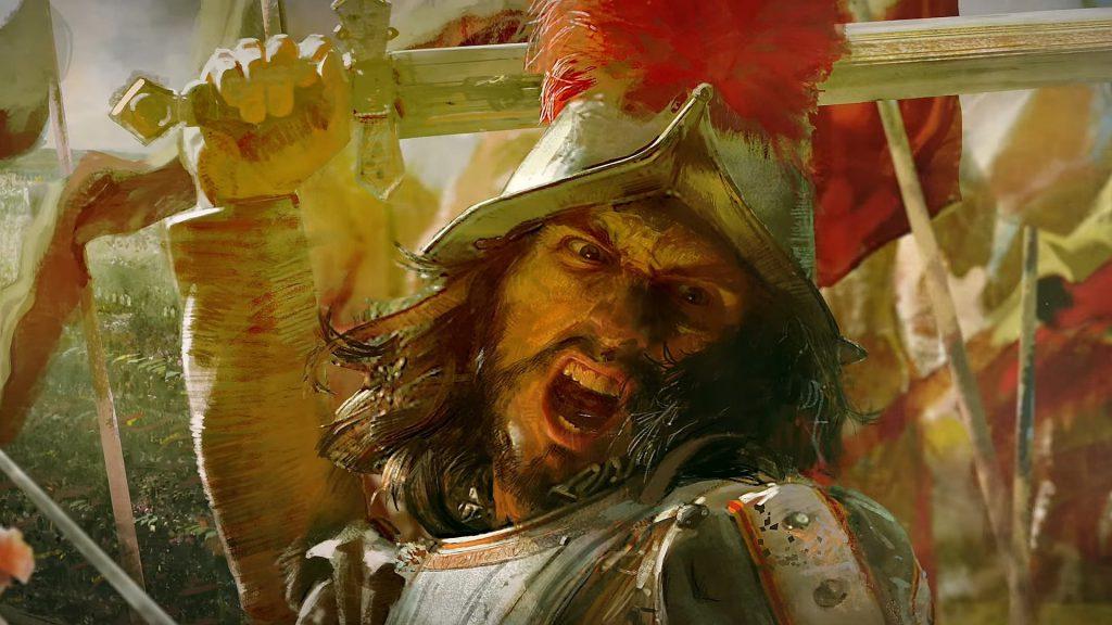 Age of Empires 4 gameplay trailer Microsoft X019 World's Edge