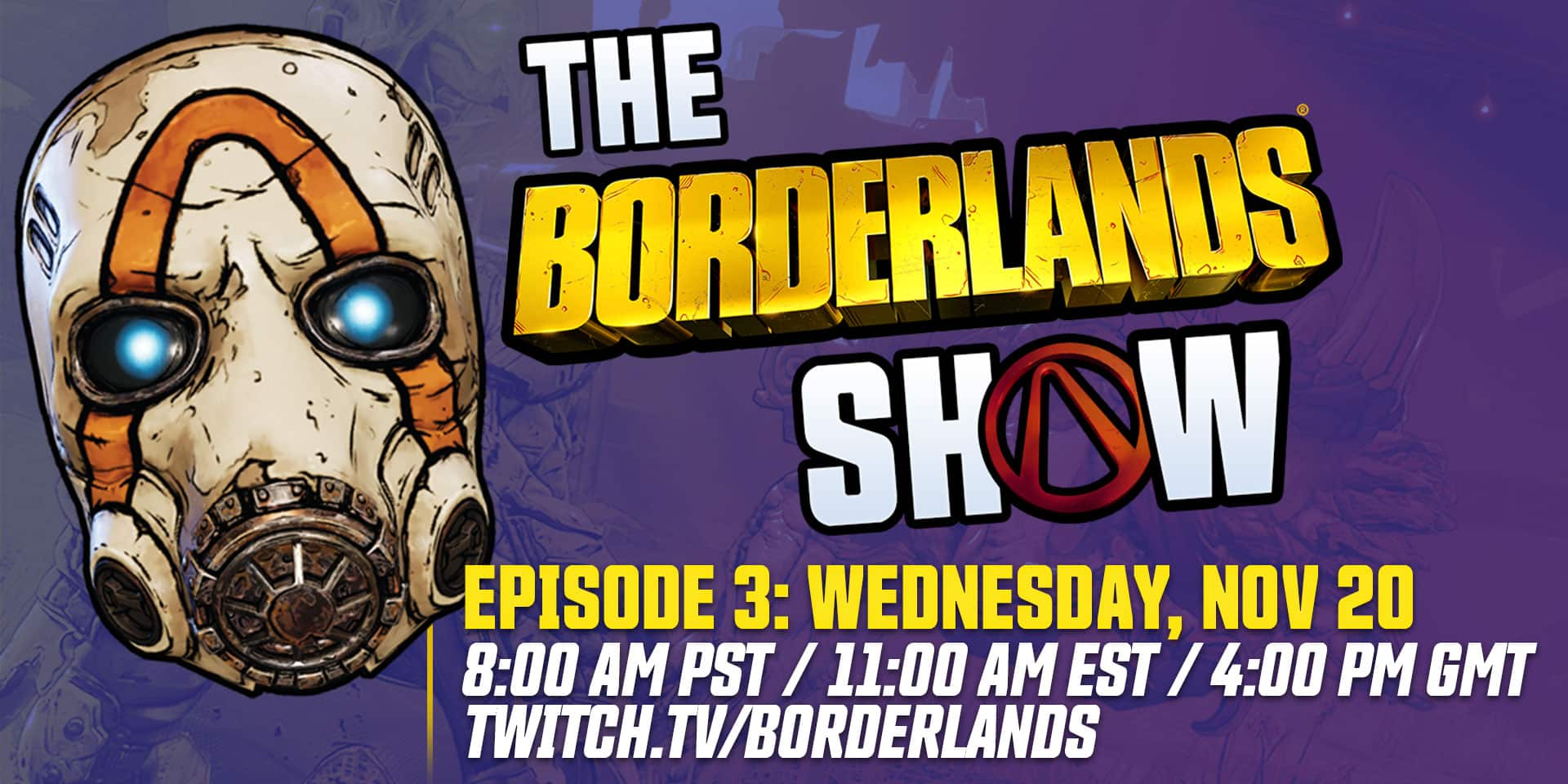 Borderlands 3 DLC Show