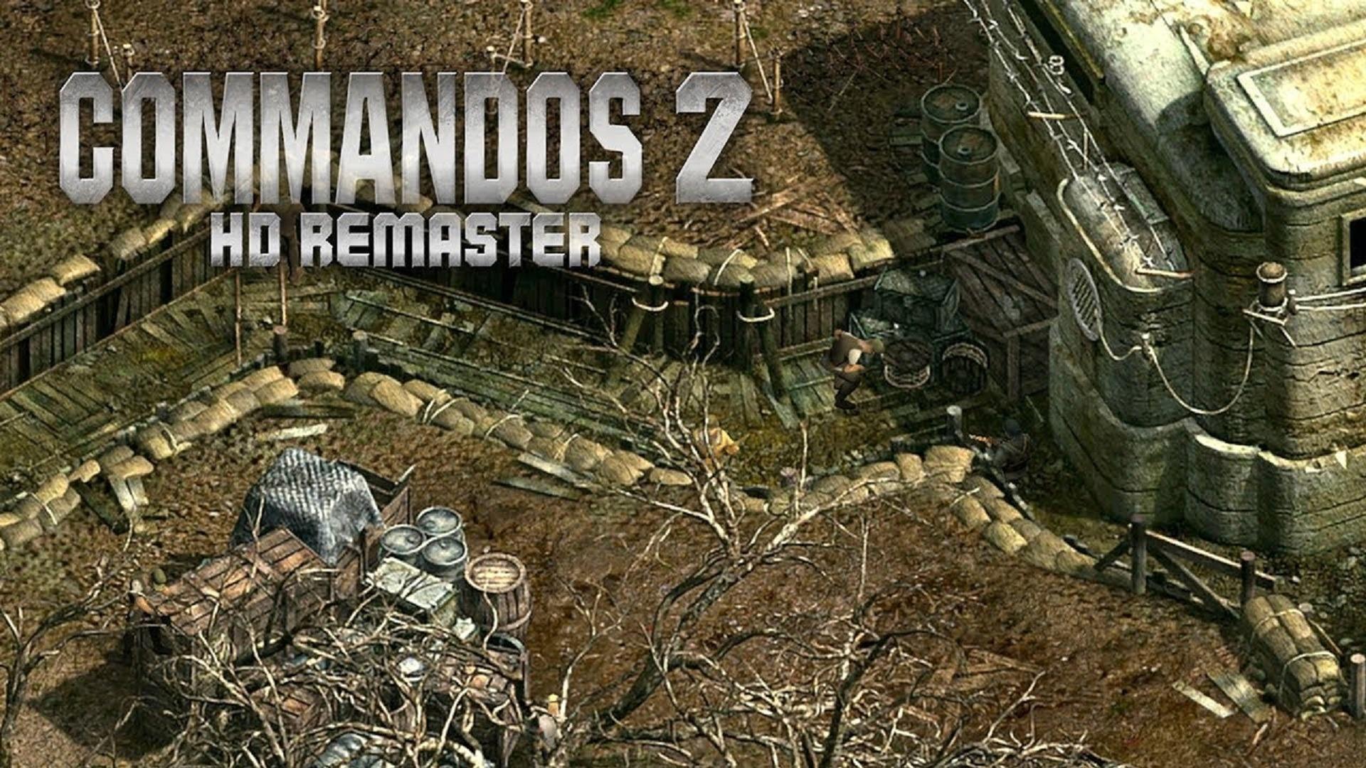 Commandos 2 Remaster Praetorians Remaster Kalypso Media Yippee! Entertainment Torus Games