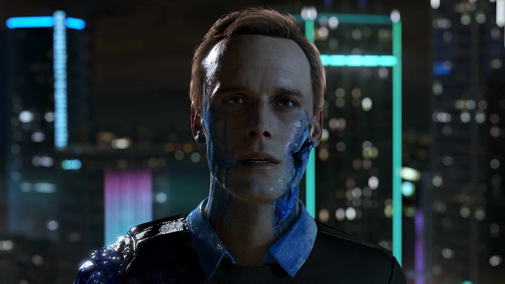 Detroit: Become Human PC Quantic Dream David Cage