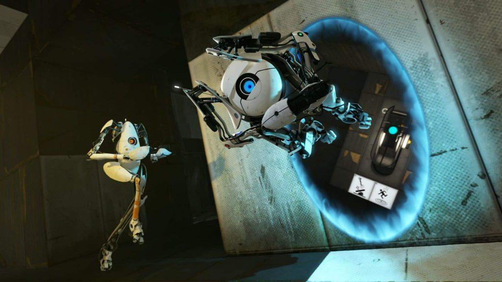 New Portal 2 update Valve Steam