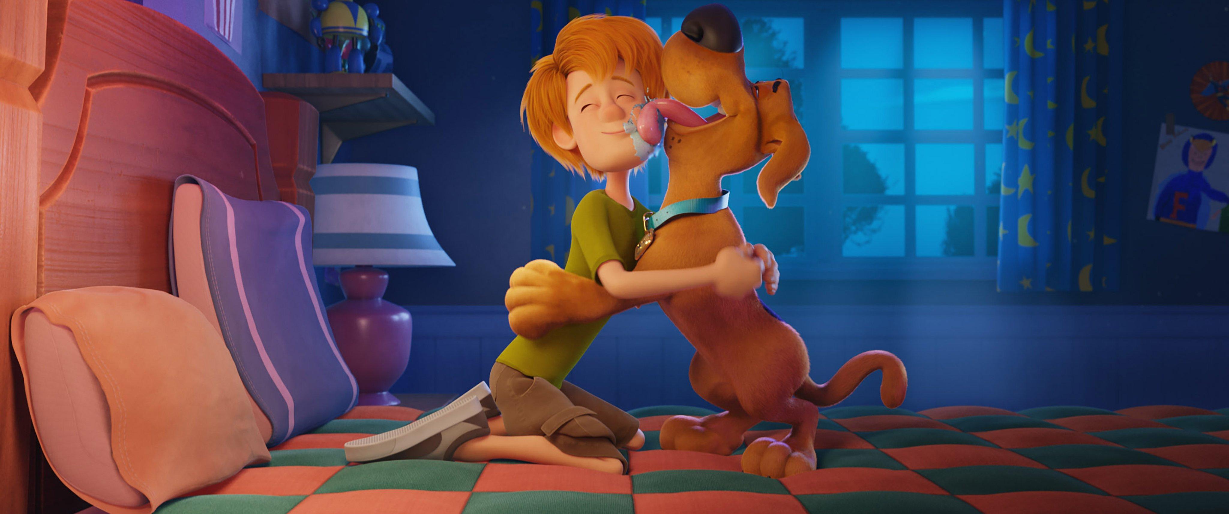 Scoob! Scooby-Doo