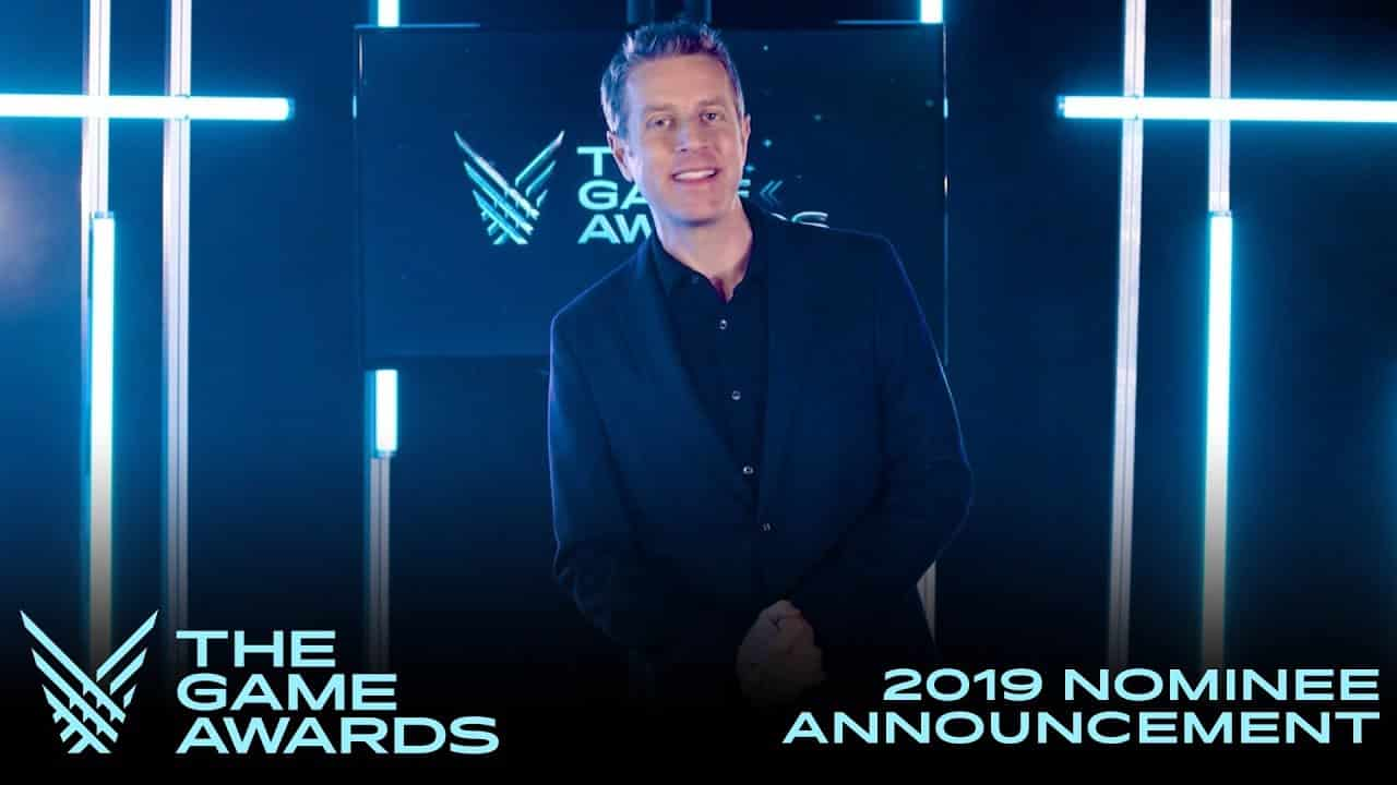 The Game Awards 2019 Nominee list Geoff Keighley Game Awards voting Death Stranding Control new games