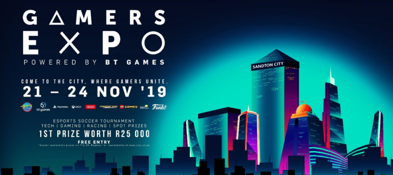 The Sandton City Gamers Expo – Everything You Need to Know
