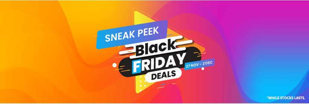 Koodoo Co Za Black Friday Specials Revealed Ps4 Consoles Games And More