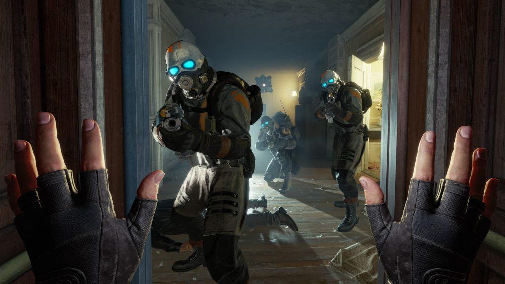 Half-Life: Alyx minimum system requirements Valve Steam Valve Index
