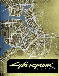 Cyberpunk 2077 world map CD Projekt Red
