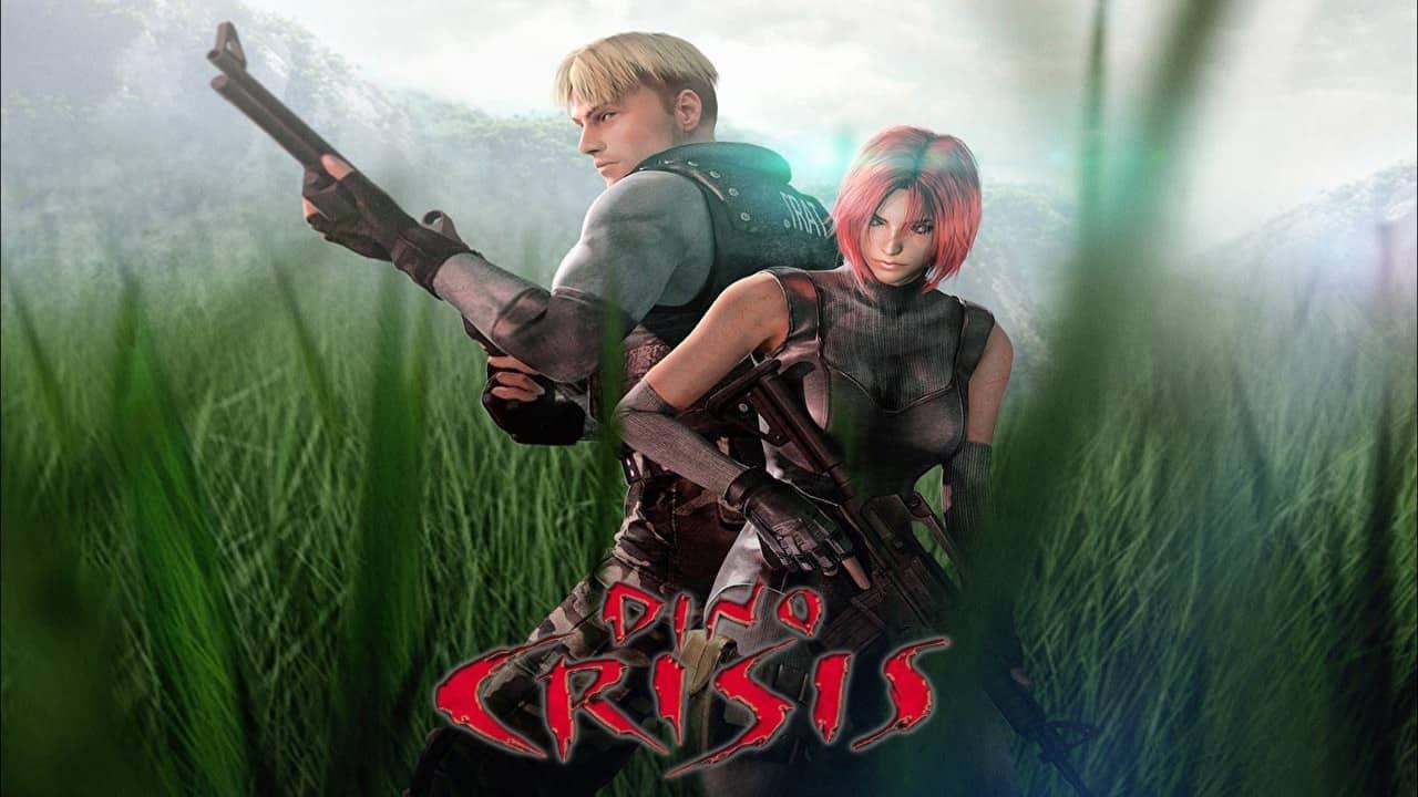 Dino Crisis capcom game darkstalkers Power Stone