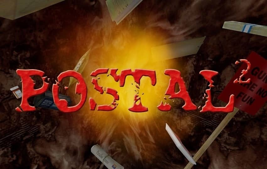 Postal 2 free game GOG running with scissors