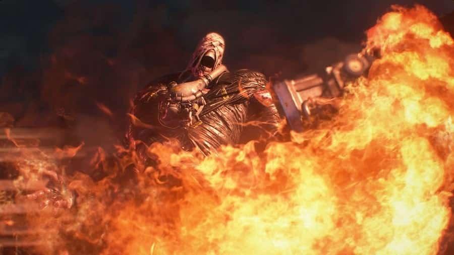 Resident Evil 3: Nemesis Remake Capcom Steam